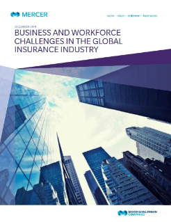 workforce challenges in the insurance industry
